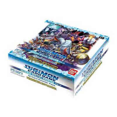 Digimon TCG Release Special Booster Box V 1-0 English - Dash Pack NEW SEALED