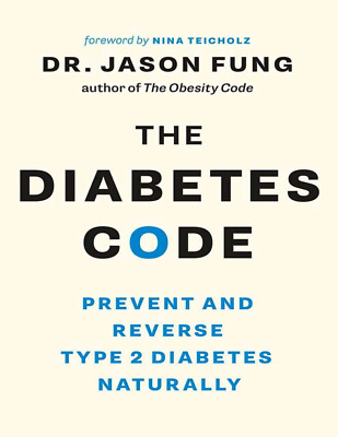 The Diabetes Code by Dr- Jason Fung