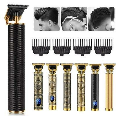 Professional Hair Electric Cordless Trimmers Barber Machines Set 2021