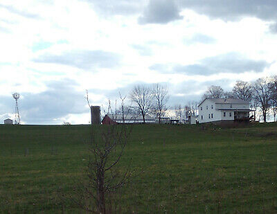 33 Acre OFF GRID FARM w House Barn Green House Wind Mill - Mineral Rights