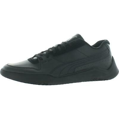 Puma Mens DC Past Leather Gym Trainers Sneakers Shoes BHFO 5913