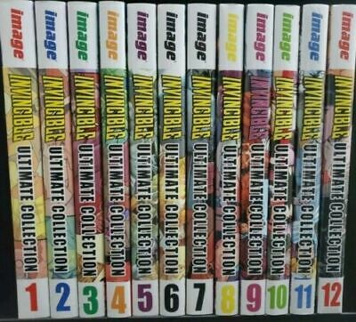 INVINCIBLE VOL 1-12 ULTIMATE COLLECTION HARDCOVER SEALED BRAND NEW