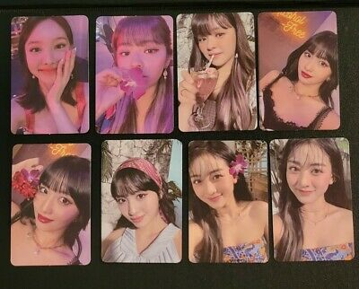 Twice Taste of Love Official Photocards
