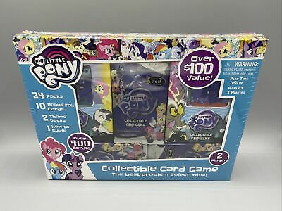 EnterPlay My Little Pony CCG Super Value Box New Sealed