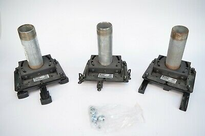 Lot of 3 Chief RPA Series Universal Projector Mount Bracket
