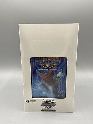 Digimon TCG Fusion New World Blister Booster Box NEW FACTORY SEALED
