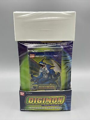Digimon Ccg Eternal Courage Blister Booster Box New - Sealed 12 Packs Total