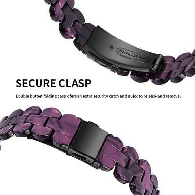10Colors Resin Watch Replacement Wristband Strap For Fitbit 2Inspire x1 P2H8