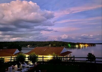 NO RESERVE - -35 Acres Walking Distance To Lake In Ozark Resort Town