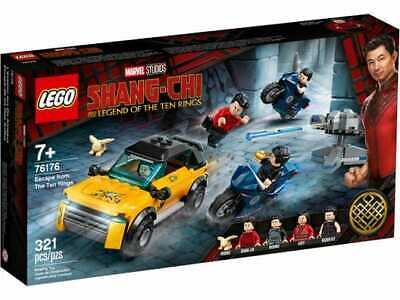 LEGO Marvel Sang Chi Escape from The Ten Rings Set Number 76176 NEW - SEALED