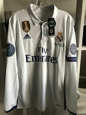 Spain Real Madrid Cristiano Ronaldo Adidas Jersey M New With Tags