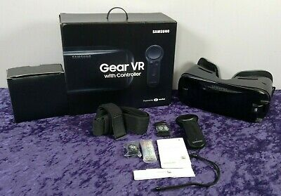 Samsung Gear Smartphone VR With Controller