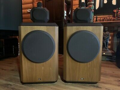 Pair Vintage B-W Model 801 Speakers Bowers Wilkins LOCAL NEW JERSEY PICKUP ONLY