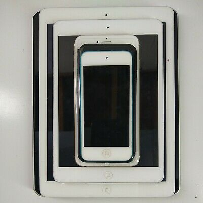 iPad iPhone iPod Lot For Parts 6 Devices