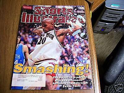 Sports Illustrated 1996 NCAA Basketball Sweet 16 Cover