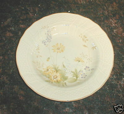MIKASA SPRING MEADOW D1007 RIMMED SOUP BOWL