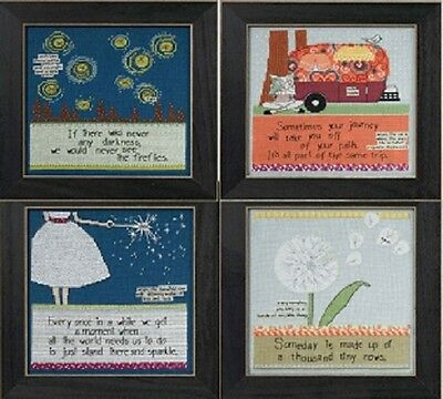 Curly Girl Designs by Mill Hill - Everyday Series - 4 Designs to Choose From