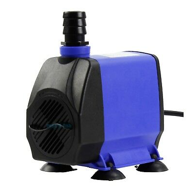 1058 GPH Submersible Aquarium Pond Water Pump Fish Powerhead Fountain Hydroponic