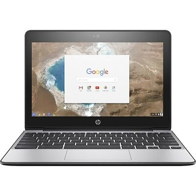 HP Chromebook 11 G5 Intel Celeron N3060 4GB 16GB Chrome OS English