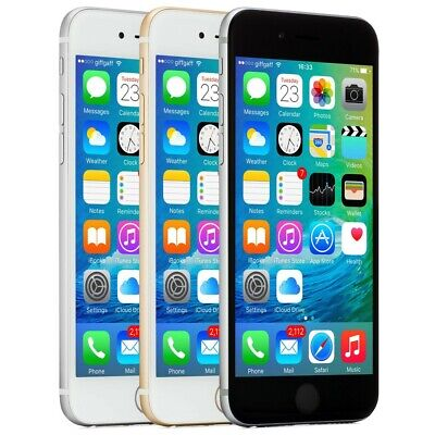 Apple iPhone 6 Plus Smartphone AT-T Sprint T-Mobile Verizon or Unlocked 4G
