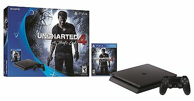 Sony Uncharted 4 A Thiefs End PlayStation 4 Bundle