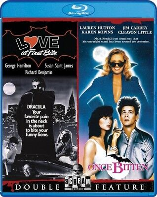 Love At First Bite  Once Bitten Blu-ray