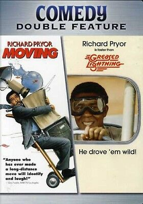 Moving - Greased Lightning New DVD Amaray Case Widescreen