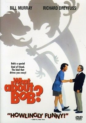 What About Bob New DVD
