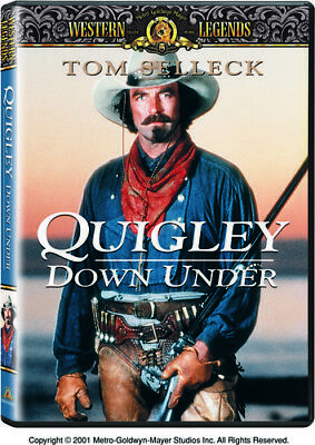 Quigley Down Under New DVD Subtitled Widescreen