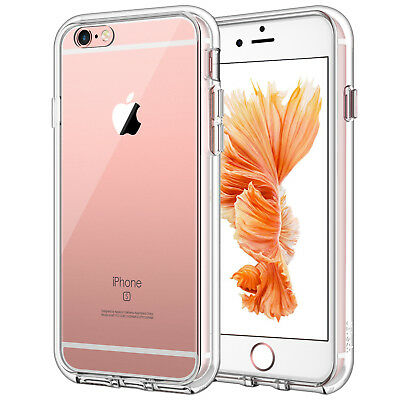 JETech Case for Apple iPhone 6 iPhone 6s Shock-Absorption Bumper Cover