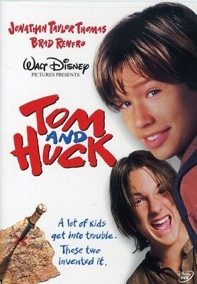 Tom and Huck New DVD