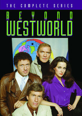 Beyond Westworld The Complete Series New DVD Mono Sound