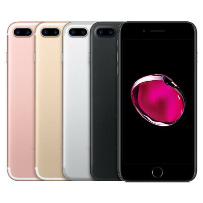 Apple iPhone 7 Plus - 32GB 128GB 256GB - Unlocked SIM Free Smartphone