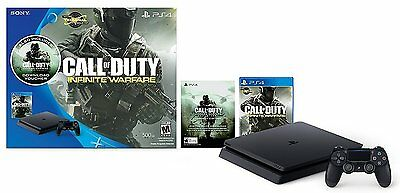 PlayStation 4 Slim 500GB Console Call of Duty Infinite Warfare Legacy Bundle