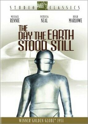 The Day the Earth Stood Still New DVD