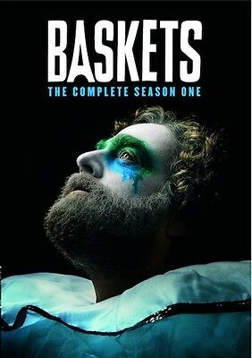 BASKETS THE COMPLETE SEASON ONE 1 New Sealed 2 DVD Set