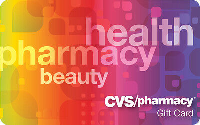 100 CVS Gift Card For Only 90 - FREE Mail Delivery