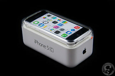 New in Box Apple iPhone 5c 16 GB White Factory GSM Unlocked for ATT T-Mobile