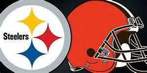 2 Tickets Section 141 910 Cleveland Browns Vs- Pittsburgh Steelers