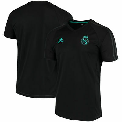Real Madrid adidas 201718 Training Jersey - Black