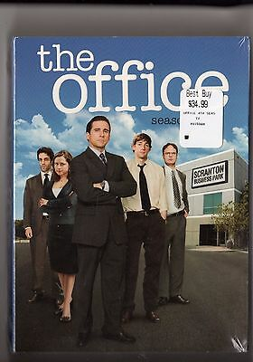 The Office - Season Four 4 DVD 4-Disc Set Brand New - SEALED