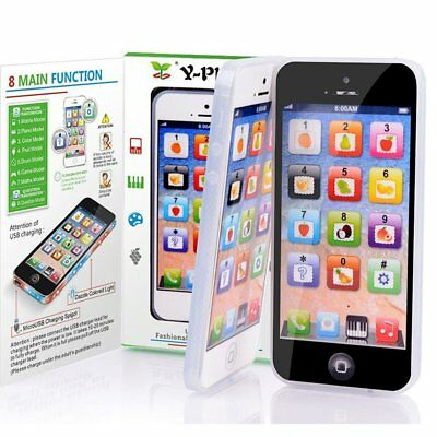 Toys Kids Toddler Learning Voice Activity Fun Baby iPhone Tablet Educational New