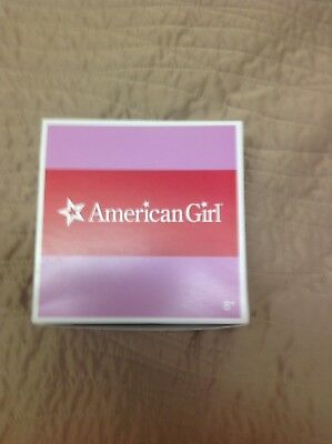 American Girl Doll Petal Hoodie Outfit New In Box Missing Book