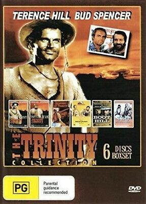 Terence Hill - Bud Spencer The Trinity Collection DVD Region 2