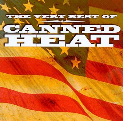 The Very Best of Canned Heat -  CD W3VG