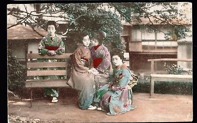 JAPAN  STAMP OLD PICTURE POST CARD COLLECTION LOT  - 2