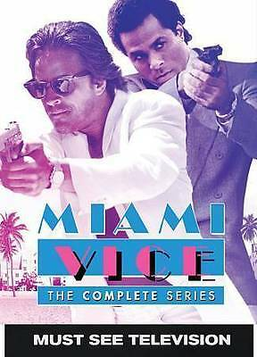 Miami Vice - The Complete Series New DVD Ships Fast