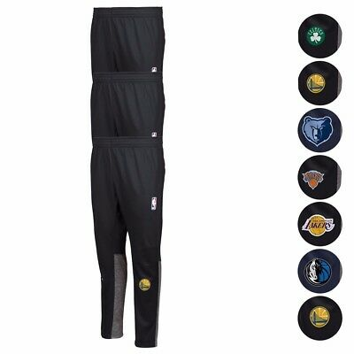 NBA Adidas 2016 Authentic On-Court Team Warm Up Pants Collection Mens