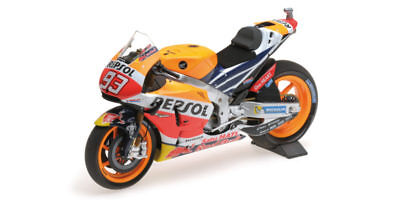 Honda Rc213v Team Repsol Marc Marquez World Champion MotoGP 2016 112 Model