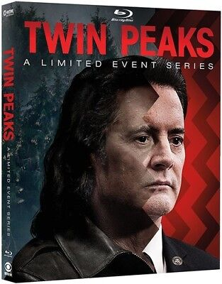 Twin Peaks A Limited Event Series Blu-ray